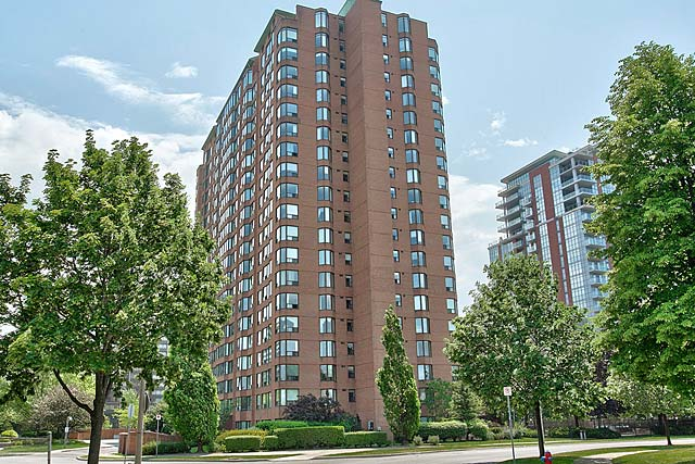 1270 Maple Crossing Boulevard, Burlington - The Palace condominiums in downtown Burlington.