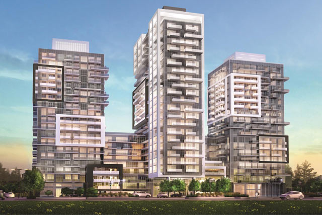 Paradigm Condos at 2081-2087-2093 Fairview Street, Burlington