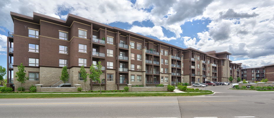5010-5020 Corporate Drive, Burlington - Vibe Condominiums