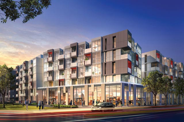 Link Condos at 5220-5230 Dundas Street West, Burlington