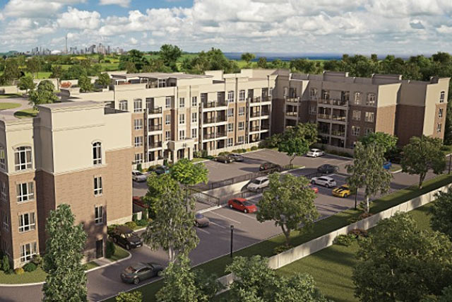 5317 Upper Middle Road, Burlington - Haven Condos in the Orchard neighbourhood.